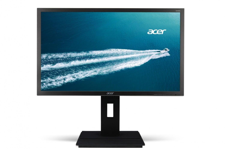 Acer 21.5'' B226HQLAymdr 16:9 VA LED 1920x1080(FHD) 8ms 100M:1 DVI reg-wys pivot głośniki