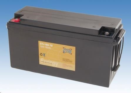 CyberPower Baterie - CTM CTL 150-12 (12V/150Ah - M6)