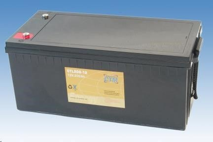 CyberPower Baterie - CTM CTL 200-12 (12V/200Ah - M8)