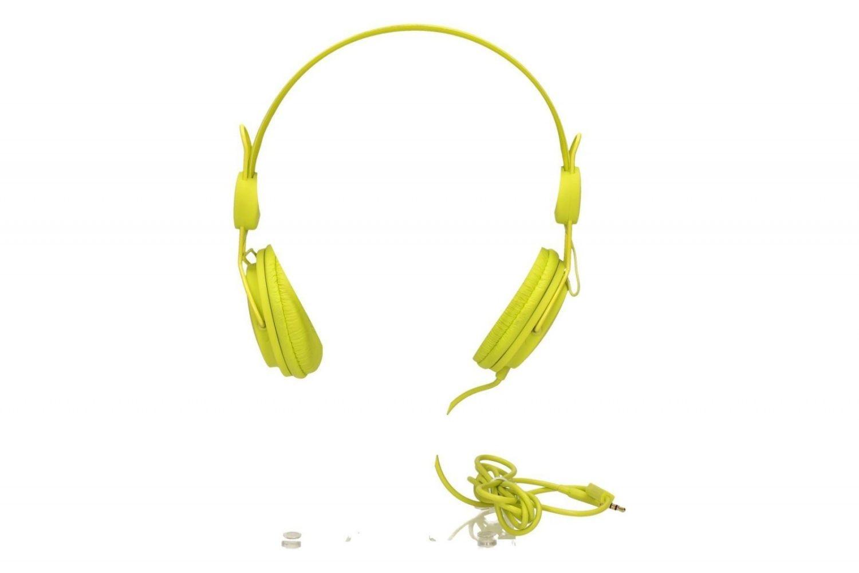 ModeCom Słuchawki nagłowne z mikrofonem MC-400 FRUITY GREEN