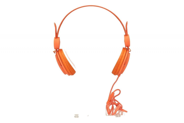 ModeCom Słuchawki nagłowne z mikrofonem MC-400 FRUITY ORANGE