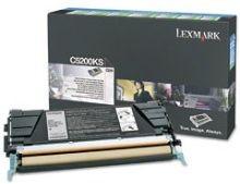 Lexmark toner black (zwrotny, 1500str, C520n / C530dn)