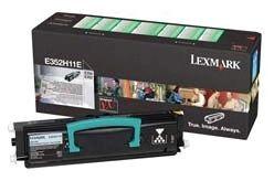 Lexmark E350 kaseta z tonerem black (9000 stron)