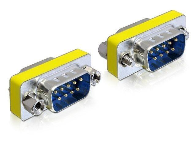 DeLOCK adapter COM 9M/9M