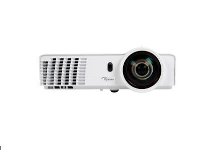 Optoma Projector W305ST (DLP, 3200 ANSI, WXGA, 18000:1, Full 3D)