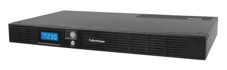 CyberPower Cyber Power UPS OR1000ELCDRM1U 600W Rack 1U (IEC C13)