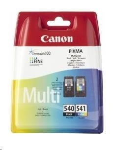 Canon Tusz PG-540 / CL-541 Multi pack BLISTER with security