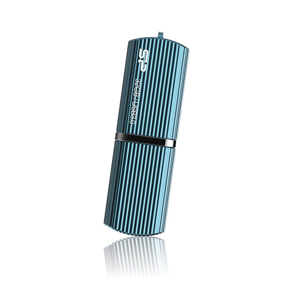 Silicon-Power MARVEL M50 32GB USB 3.0 Aqua Blue 90/25 MB/s