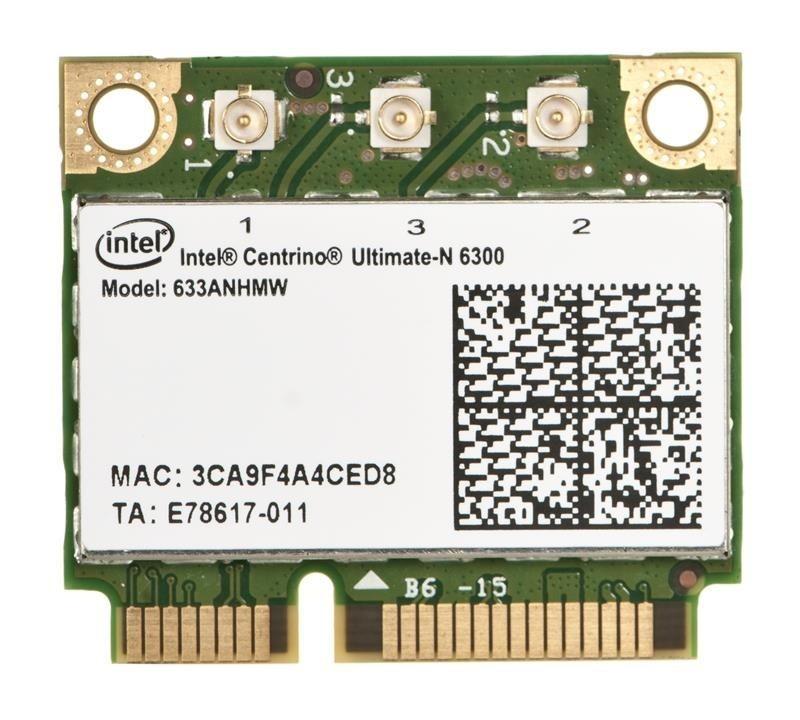 Intel KARTA WI-FI CENTRINO ULTIMATE-N 6300 3x3 HMC