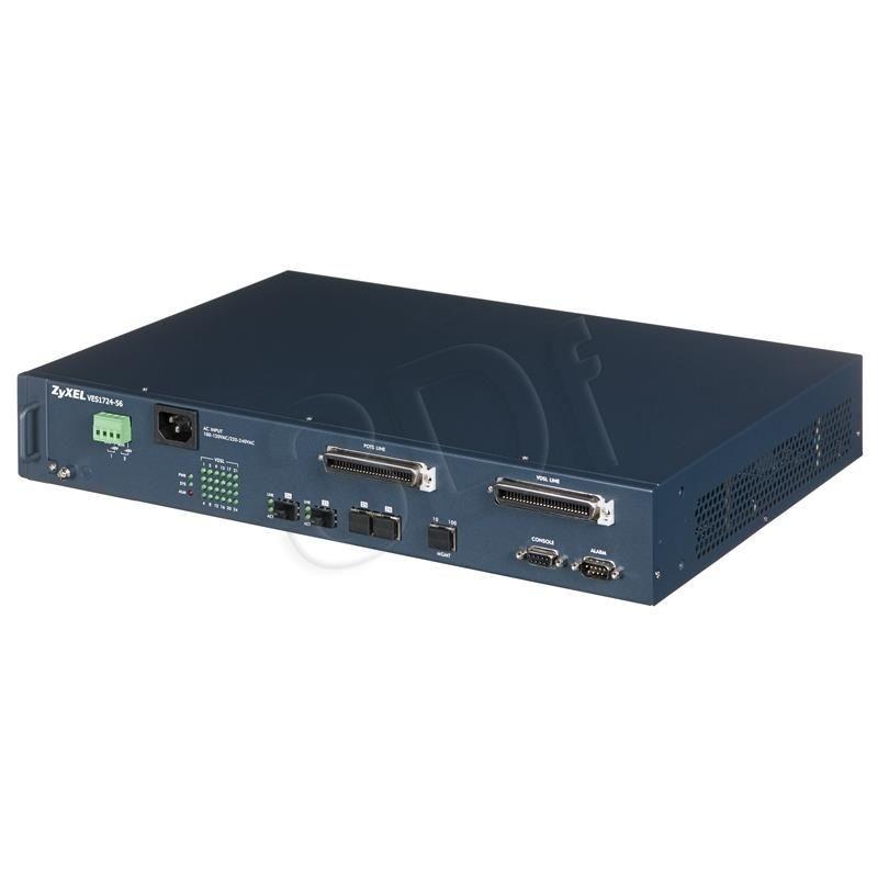 ZyXEL Zyxel VES1724-56 24 port VDSL2 Box DSLAM
