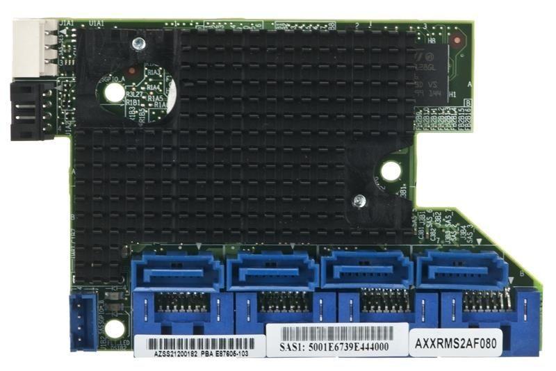 Intel MODUŁ RAID SAS/SATA AXXRMS2AF080