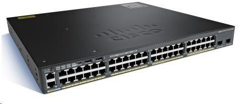 Cisco Systems Switch zarządzalny Cisco WS-C2960X-24TS-LL 24xGE, 2x SFP, LAN Lite
