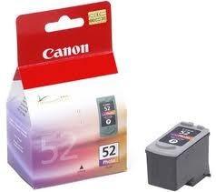 Canon wkład atramentowy CL-52 FINE photo (21ml, iP6210/6220)