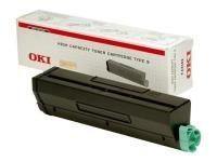 OKI Toner black | 4000str | B2500/2520/2540 MFP / OKIFAX2510 / OKIOFFICE2530