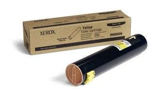 Xerox toner yellow (25000str., Phaser 7760)