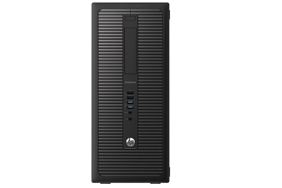 HP KOMPUTER ELITEDESK 800 / Intel Core i5-4570 4x3,2GHz/ 4GB DDR3 1600Mhz/ 500GB 7200RPM/ DVR/ Intel HD4600/ 1Gbe/ DPort/ 4xUSB3.0/ 1x 3.0 PCIE 16x/ RS232/ Win7 Pro + Win8.1 PRO/ MicroTower 320Watt/ klaw.+mysz USB