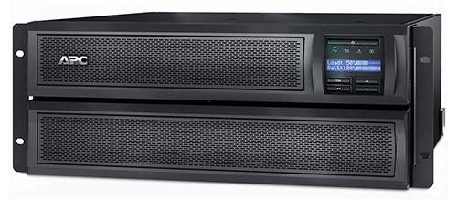 APC Smart-UPS X 3000VA Rack/Tower LCD 230V with Network Card, 4U