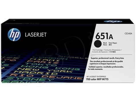 HP Toner HP 651A black | contract