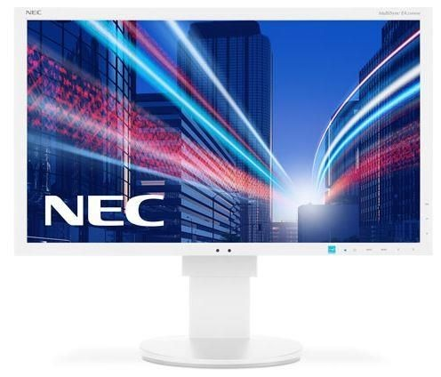 NEC Monitor EA234WMi 23inch, IPS, DVI/HDMI/DP/USB, głośniki
