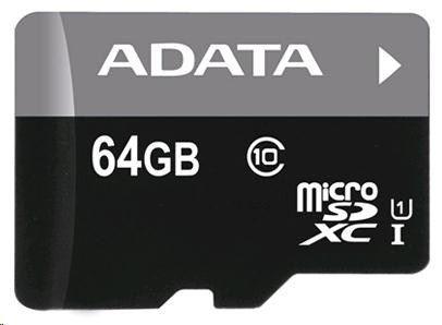 A-Data microSDXC Premier 64GB UHS-1/class10