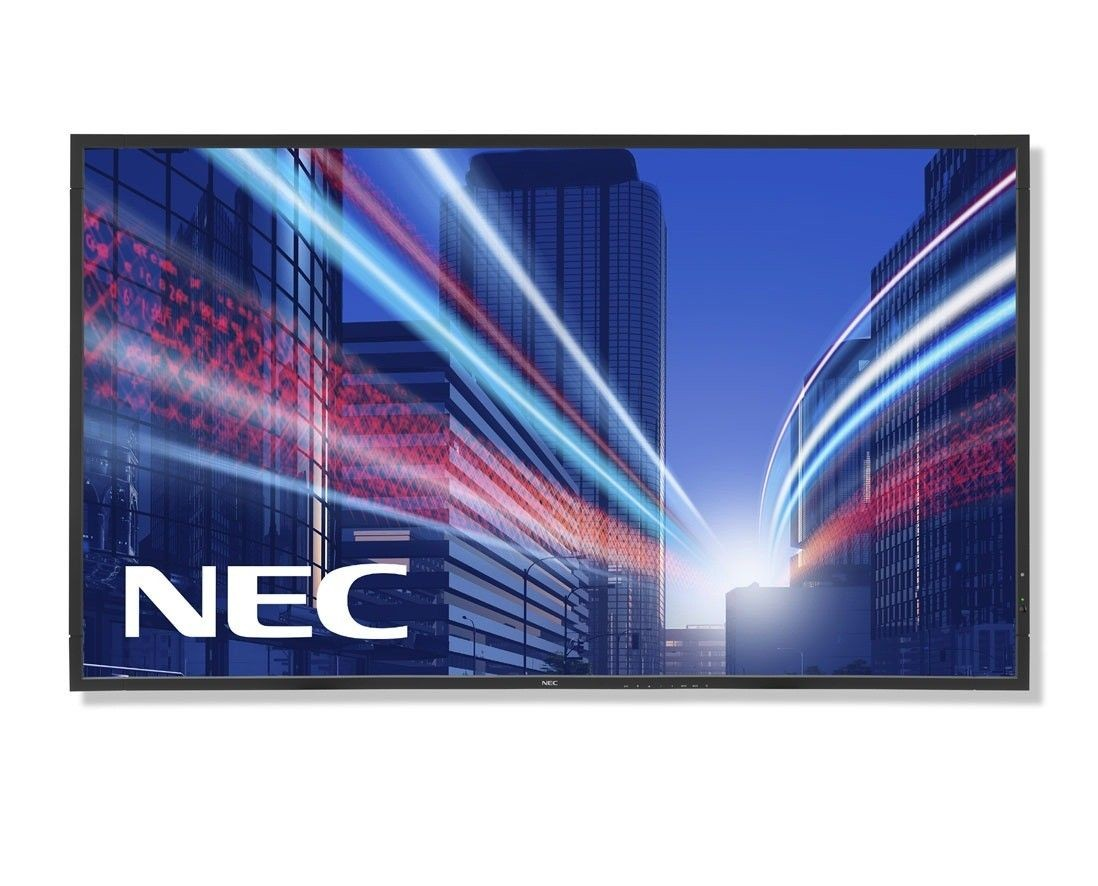 NEC 46'' V463 bk, AMVA3 4000:1, Edge LED backlights