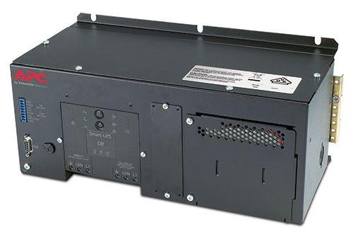 APC UPS SUA500PDRI-S 500VA/325W;złącze DIN; montaż na śścianie Line In