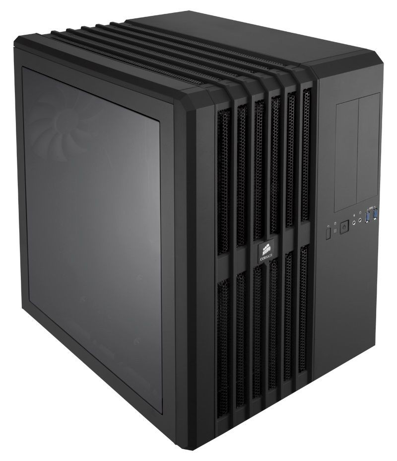 Corsair obudowa komputerowa Carbide Air 540 High Airflow ATX Cube Case