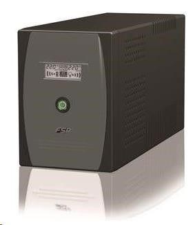 Fortron ZASILACZ UPS EP1500 SP 1500VA/900W 230V/60HZ 2*12V/9AH 3*IEC 3*SCHUKO USB RJ11 /FSP
