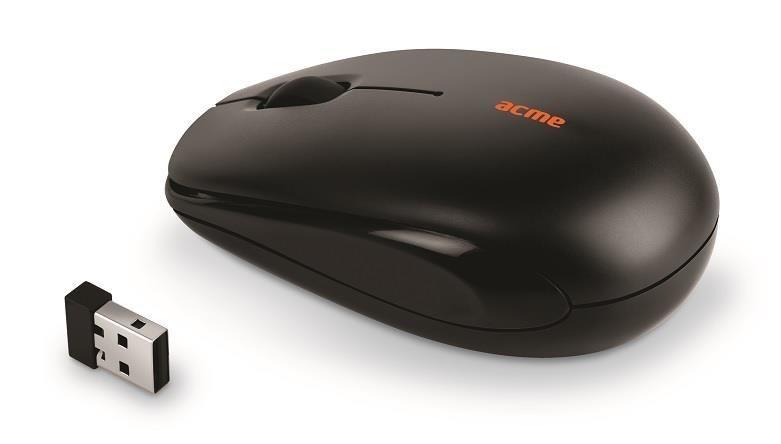 Acme Mysz optyczna bezprzewodowa ACME MW12 Mini