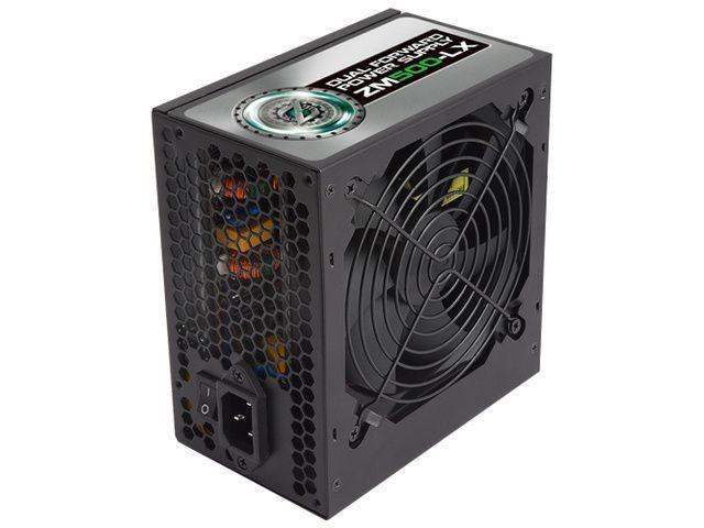 Zalman Zasilacz komputerowy ATX 500W ZM500-LX