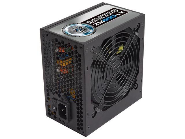 Zalman Zasilacz komputerowy ATX 600W ZM600-LX