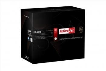 ActiveJet Toner ActiveJet ATL-640N | Czarny | 21000 pp | Lexmark 64016HE