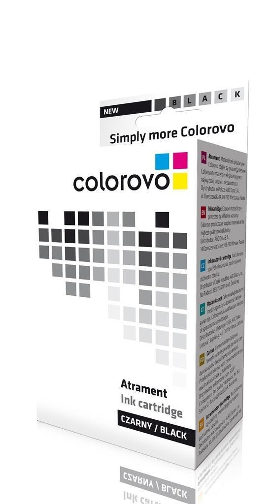 Colorovo Atrament 550-BK-XL | Black | 23 ml | Canon PGI550 XL