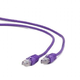 Gembird patchcord RJ45, kat. 6, FTP, 5m, fioletowy