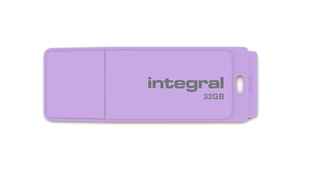 Integral pamięć USB 32GB PASTEL Lavender Haze