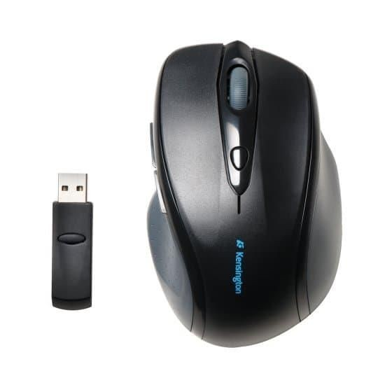 Kensington Mysz Pro Fit Full Sized Wireless Mouse