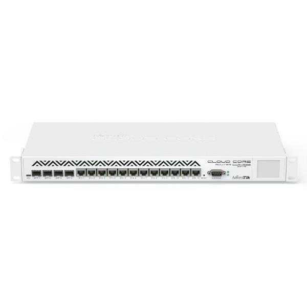 MikroTik CCR1036-12G-4S L6 36xCore 1.2GHz 16GB RAM, 12xGig LAN, 4xSFP, Rack 19''