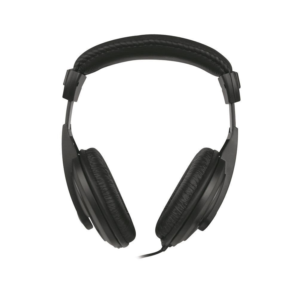 Vakoss MSONIC słuchawki stereofoniczne, regulacja głośności MH462K czarne