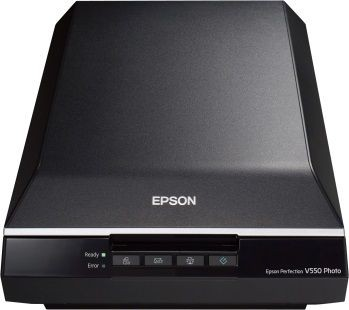 Epson Skaner Perfection V550 Photo 6400x9600 DPI