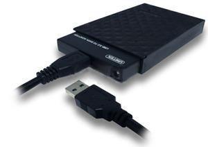 Unitek MOSTEK USB 3.0+ ETUI HDD 2,5I; Y-1039B