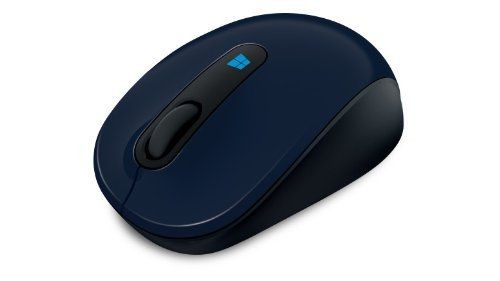 Microsoft Sculpt Mobile Mse Win7/8 EN/DA/FI/DE/IW/HU/NO/PL/RO/SV/TR EMEA EG Wool Blue