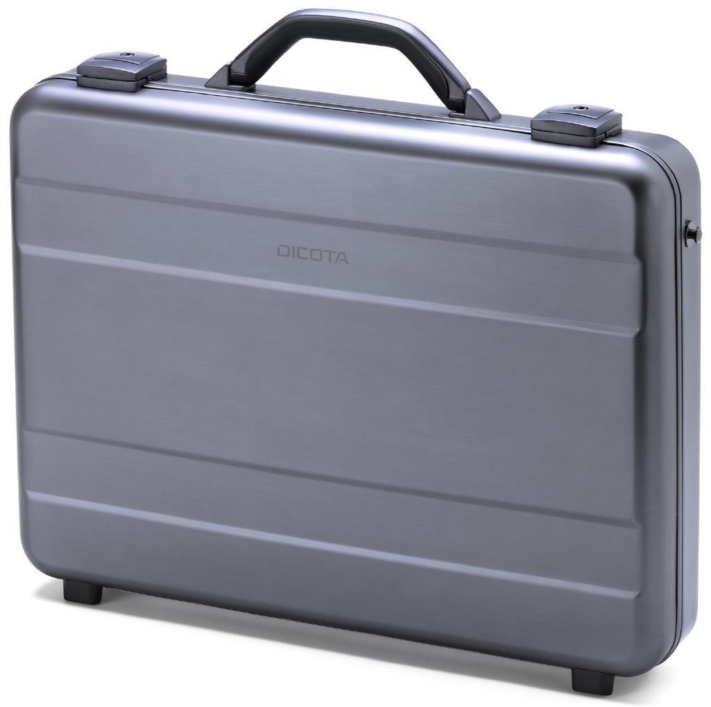 Dicota Alu Briefcase 15-17.3'' aluminiowa walizka na notebook