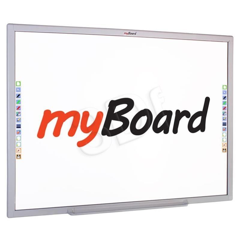 myBoard Tablica interaktywna 111 DTO-i105A pozycjonowanie w podczerwieni dual-touch Multi Gesture