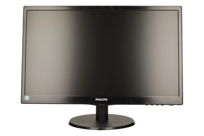 Philips Monitor 223V5LSB2/10; 21,5'' FHD; SmartControl Lite; ES 6.0, czarny