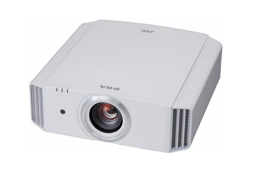 JVC Projektor 3D Full HD 2k->4k, 50.000:1