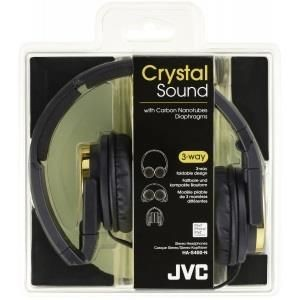 JVC Słuchawki nauszne HA-S400-N*