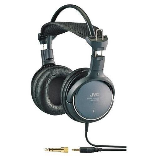JVC Słuchawki Full size HA-RX700* Membrana Neodymowa 50mm, Deep bass, 3.5m przewód