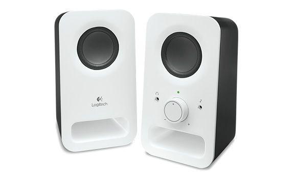 Logitech Z150 Speakers białe