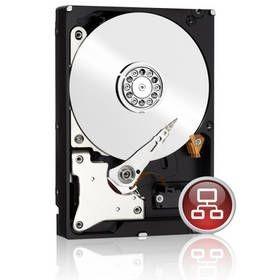 Western Digital Dysk twardy WD Red, 3.5'', 4TB, SATA/600, 64MB cache