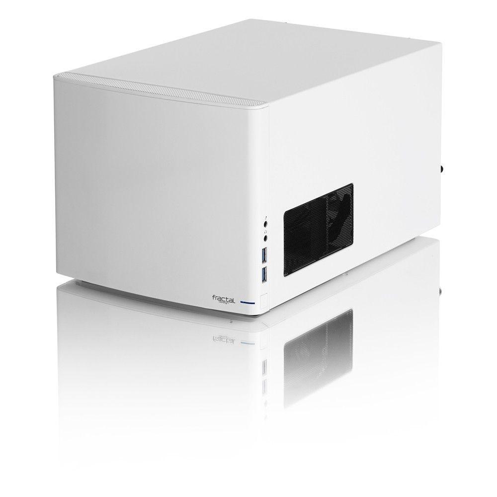Fractal Design OBUDOWA NODE 304 - ITX - USB3.0 - BIAŁA